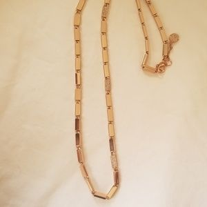 Vince Camuto - rose gold necklace